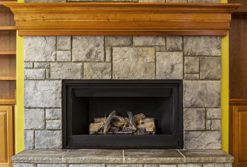 Ahren Fire Fireplace Image - Ellicott City MD - Trinity Chimney Service
